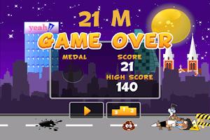 Screenshot of Pho & Angry Dog