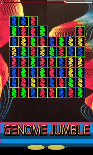 Genome Jumble