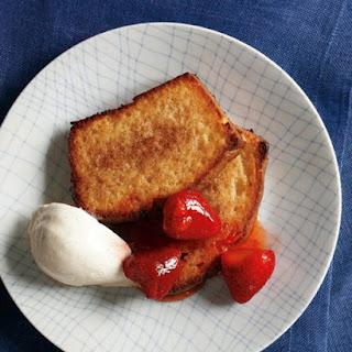 Cinnamon-Toasted Pound Cake.