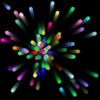Colored Particles Live Wallpap 1.0.4