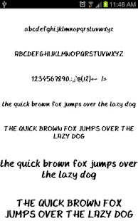 Write-Fonts-for-FlipFont-free