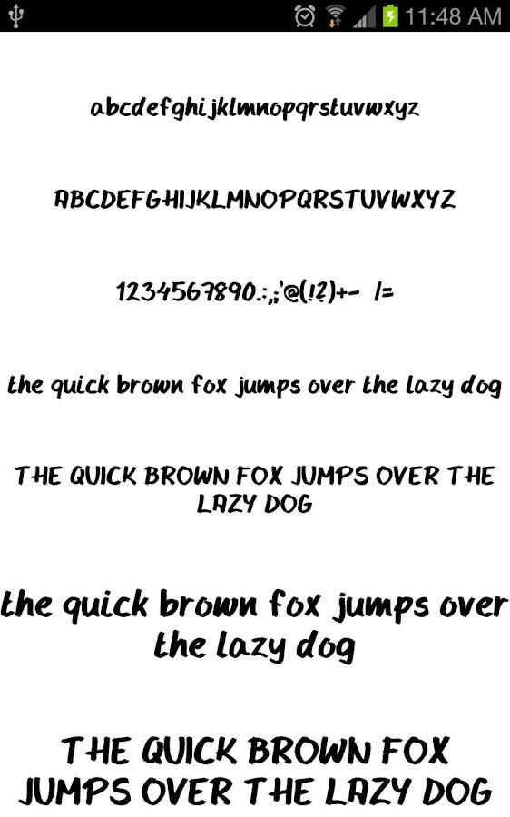 Write-Fonts-for-FlipFont-free 6