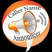 Speak Caller Name: Announcer ♫