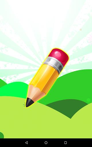 Pencil Eraser Drawings