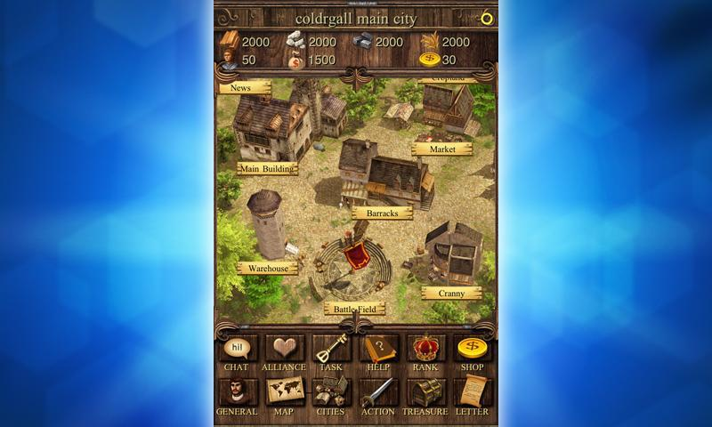 Haypi Kingdom with Mobage - screenshot