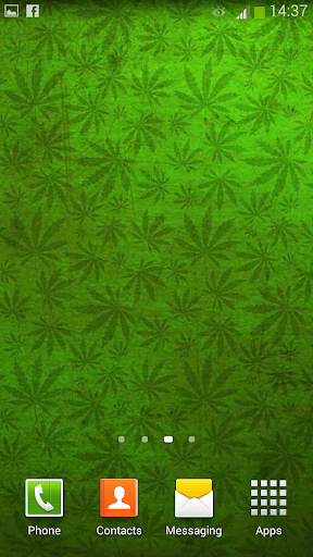 ... Weed Live Wallpaper ...