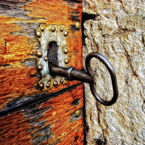 Centuries under lock and key... by Joško Tomić - Buildings & Architecture Architectural Detail
