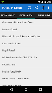 Free Download Futsal In Nepal APK