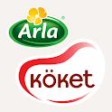 Arla Köket recept icon