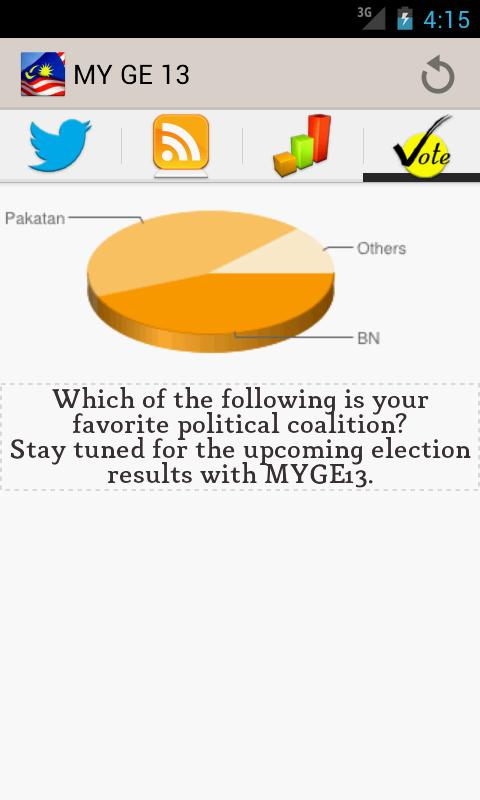 MY GE 13 - screenshot