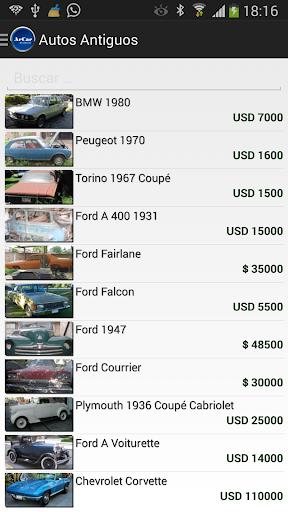 ArCar Classic Cars