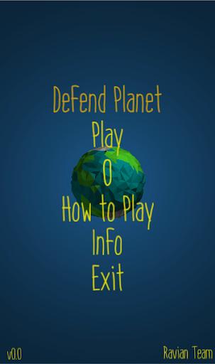 Defend Planet