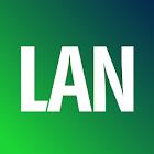 Network Solutions Magazine/LAN icon