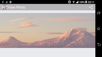 Screenshot of Cover Camera for FB