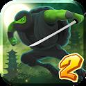 Tortuga Ninja Jump 2 icon