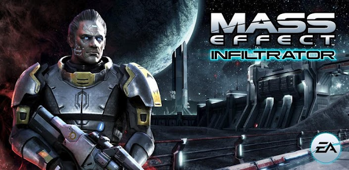 Mass Effect Infiltrator en Google Play