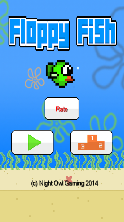 Floppy Fish- screenshot