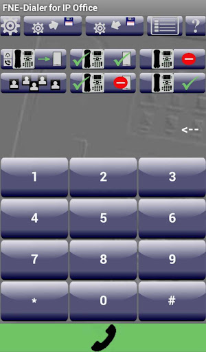 FNE Dialer for IP Office