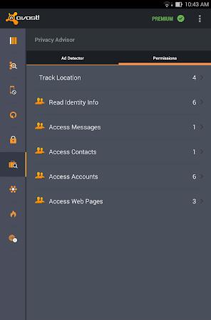 Mobile Security & Antivirus 4.0.7891 screenshot 6019