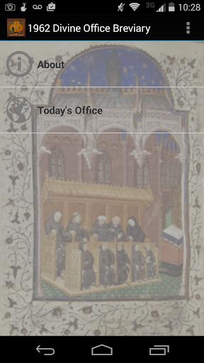 1962 Divine Office Breviary V2
