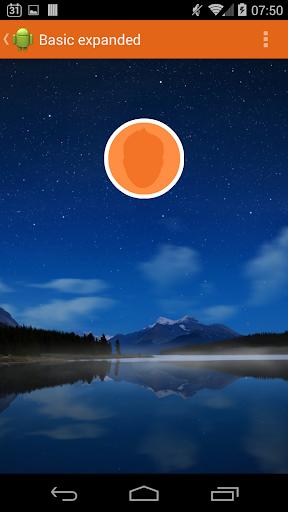 【免費工具App】ExpandablePanel AndroidLibrary-APP點子