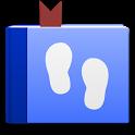 WalkLogger pedometer icon