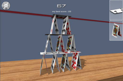 Tower of Cards