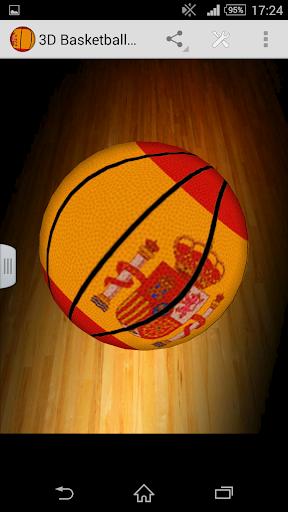 3D Basketball Spain