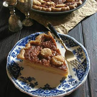 Brown Sugar Buttermilk Pie.