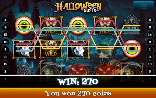 Halloween Slot Machines Pokies