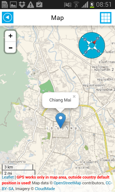 thailand offline karte f hre android apps auf google play. Black Bedroom Furniture Sets. Home Design Ideas