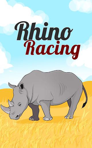 Rhino Race Game
