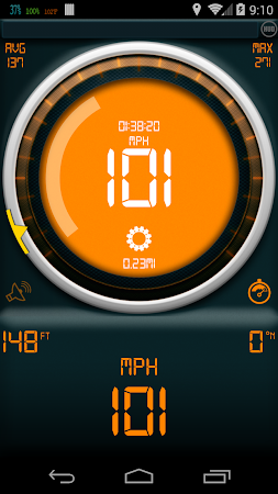 Gps Speedometer 1.3.2 screenshot 378905
