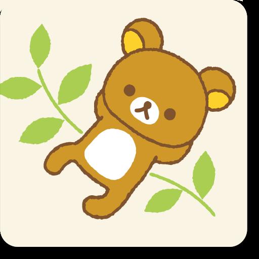 Rilakkuma Theme 58 個人化 App LOGO-APP試玩