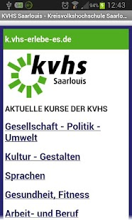 KVHSsaarlouis- screenshot thumbnail