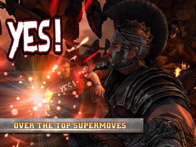 WWE Immortals APK Mega Mod v1.5.0 [LATEST] - screenshot