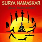 Surya Namaskar Yoga Poses icon