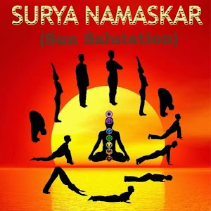 surya namaskar yoga poses  android apps on google play