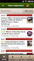 Screenshot of Basket Buddy HUKD Groceries