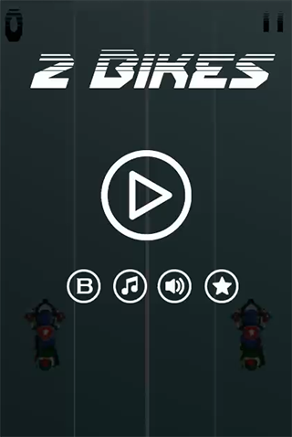 2 Bikes:Free Bike Brain Game