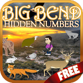 Big Bend Hidden Numbers