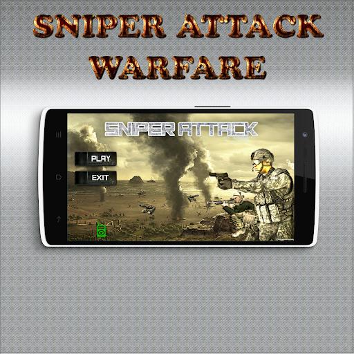 Sniper Attack Warfare