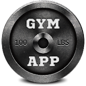 Gym App Workout Log for Fitness and bodybuilding