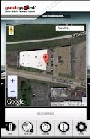 Screenshot of Guidepoint Vehicle Locator