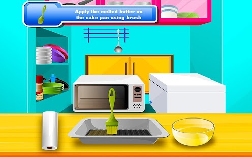 Cooking Brownies with IceCream- screenshot thumbnail