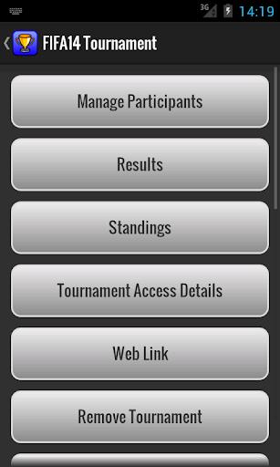 Tournament Manager