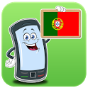 Portuguese applications icon