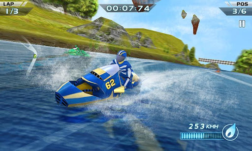 Powerboat Racing 3D  screenshots 5