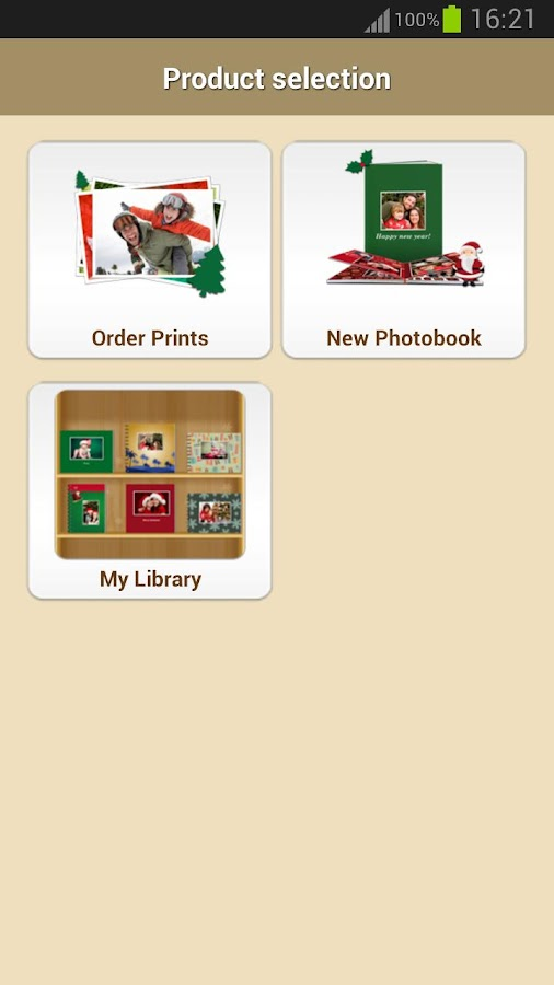 NicePrints Christmas- screenshot