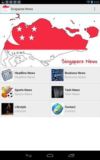 【免費新聞App】Singapore News-APP點子